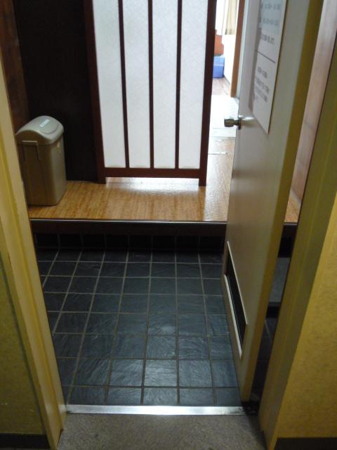 大浴場 入口の画像 クリック・Enterで拡大