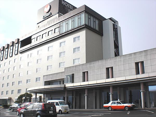 ホテル外観の画像 クリック・Enterで拡大