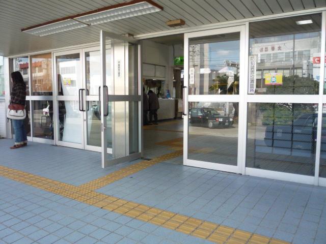 駅舎 入口の画像 クリック・Enterで拡大