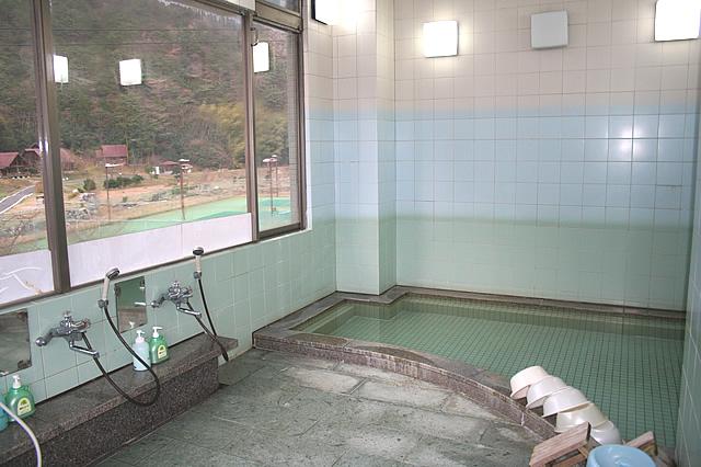 大浴場内の画像 クリック・Enterで拡大