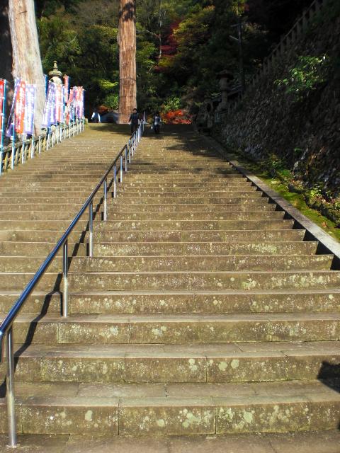 本道への階段の画像 クリック・Enterで拡大