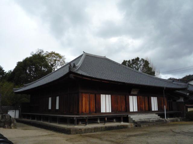 萬福寺の外観の画像 クリック・Enterで拡大