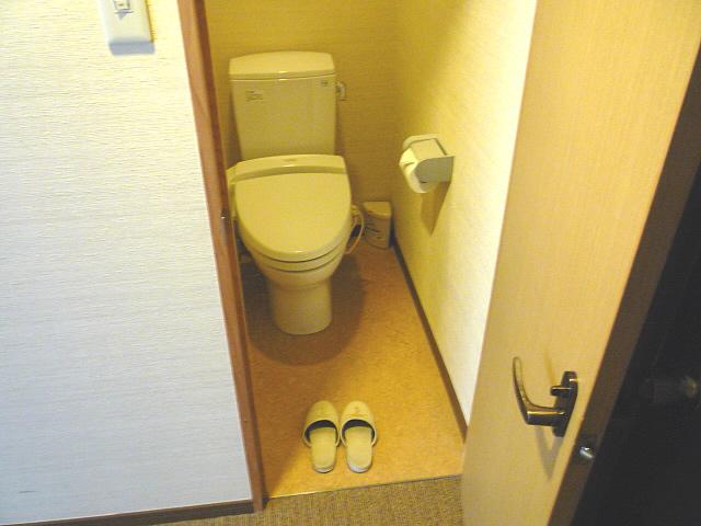客室トイレの画像 クリック・Enterで拡大
