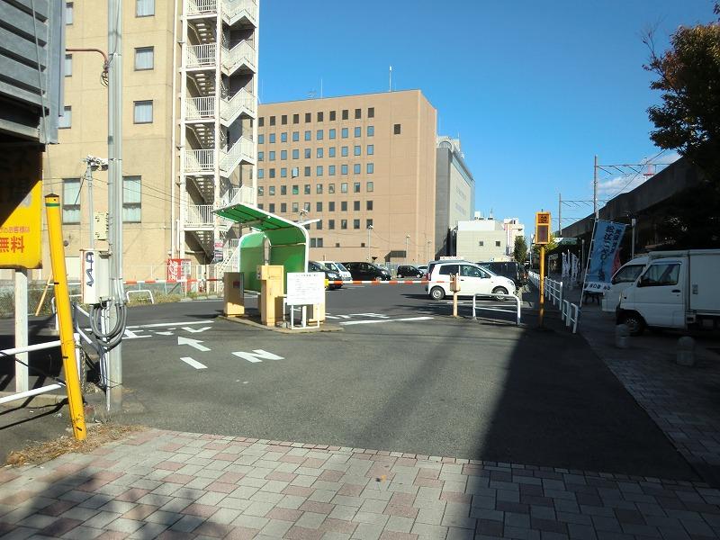 シャミネ松江 駐車場の画像 クリック・Enterで拡大