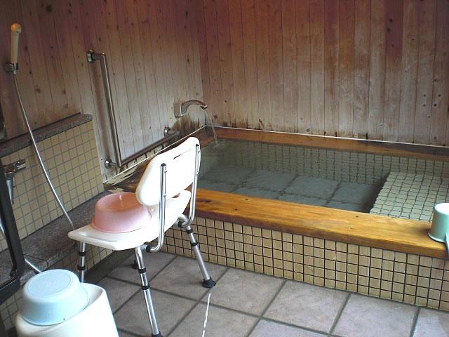 介護風呂の画像 クリック・Enterで拡大