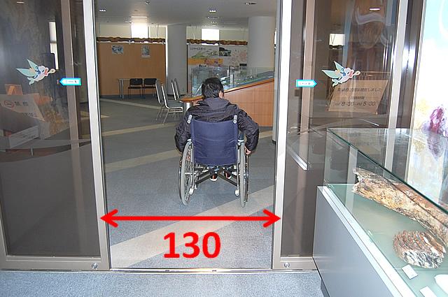 2階入口ドアの画像 クリック・Enterで拡大