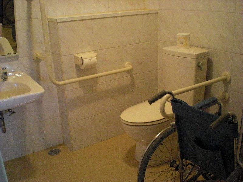 トイレ内部の画像 クリック・Enterで拡大