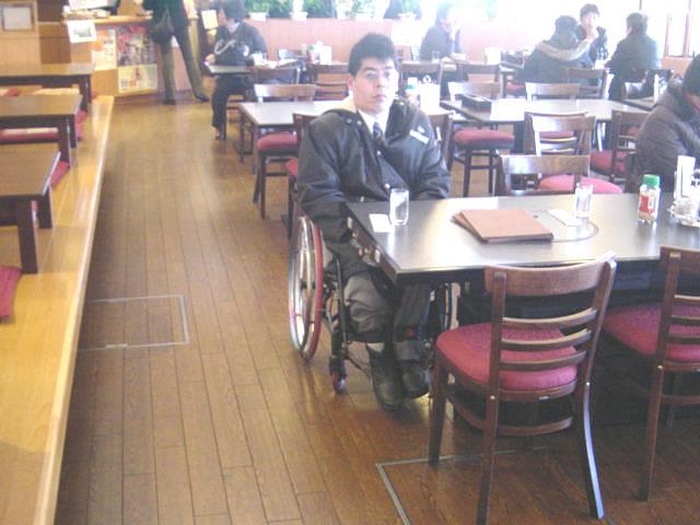 2階ビアレストランの画像 クリック・Enterで拡大