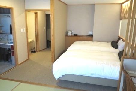 和洋室のバリアフリールームの画像