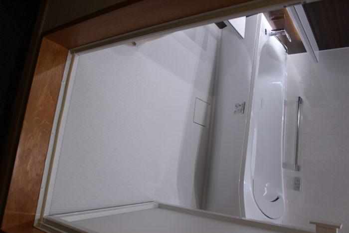 和洋室の浴室の画像 クリック・Enterで拡大